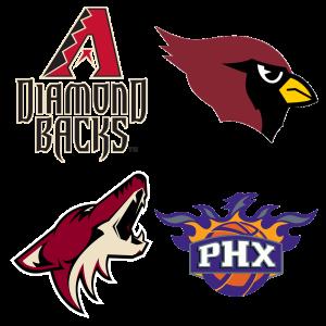 Arizona Sports Logos