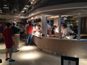 Delta Club Kitchen