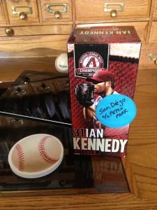 Ian Kennedy Traded to San Diego