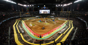 Monster Jam at Chase Field