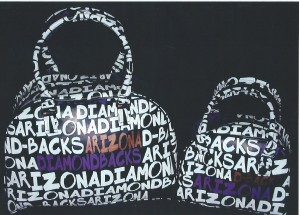 dbacks travelgymbags by j2 b