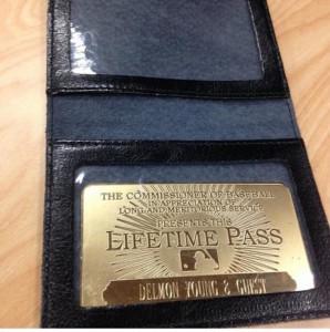 Lifetime Pass