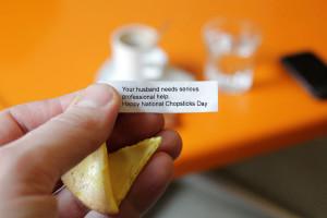 National Chopsticks Day