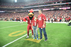 Goldschmidt honorary captain